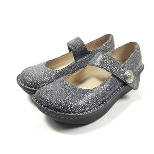 New Alegria Womens Le Artist Mary Jane Paloma Shoe